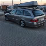 Mercedes E280  Diesel 6lit 100km
