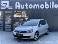 VW Golf VI 1.6 TDI Comfortline Manual