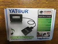 YATOUR audio to AUX dhe USB per radio per VETUR