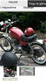 Honda 125cc ndrroi me vetur