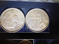 10 Francs 1938
