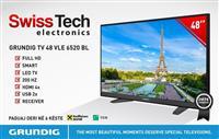 "Grundig LED TV 48"" Smart TV"