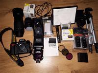 Urgjent! Nikon D7000 me te gjitha paisjet!