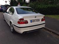 BMW 320 M-paket