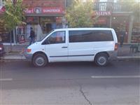 Mercedes Vito 110 CDI  bej edhe ndrrim