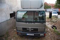 Kamion MAN 8163