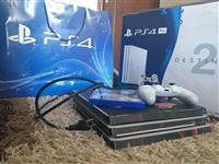 PS4 Pro 1TB + Fifa 18 ( Playstation 4 Pro 1tb )