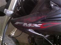 Shitet Honda FMX 650 kubik