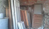 dyher dhe dritare nga druri te firmes bini