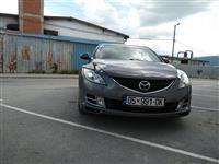 Shes veturen Mazda 6