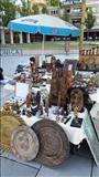 Relikte te vjetra,ore,vazo,skulpture,pikture etj