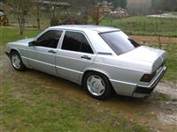 Shes-nderroj veturen Mercedes 190
