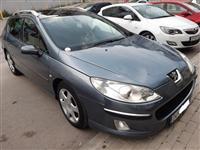 Peugeot (Pezho) 407 SW, diesel, full ekstra