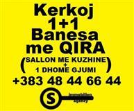 ---KËRKOJMË BANESA ME QIRA 1+1 — s immobilien agency