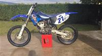 Shes Yamaha yz 250 4T Full cross