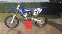 Shes Yamaha yz 250 4T Full cross
