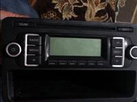 Radio Origjinal  per WV Skoda Tiguan