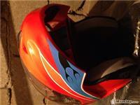 Helmet ( kaccika ) per motora me najlon vetit