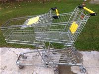 Karroca per supermarket
