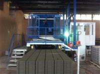 Makineria per kocka elemente betoni ZENITH 844
