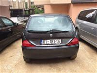 Seat Lancia benzin