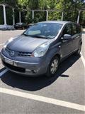 Nissan Note 1.5 CDTI Diesel 2009 (CH)