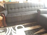 divane per dhom dite 170€ , te dyt bashk