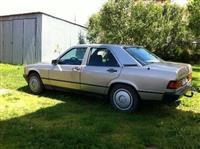 Shes Mercedes 190 me katalizator