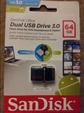 Samsung USB 64GB San Disc 3.0