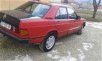 Mercedes 190 1. 9 dizel -86