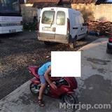 Motorrin per femije me benzin