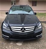 Mercedes C220 AMG Packet 4 Matic 2013