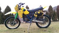 Suzuki 125cc TS