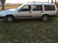 Shes Volvo 740