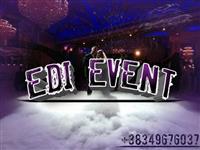 Tym dhe fishekzjarre- Edi event