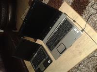 Llaptopa hp dhe Dell