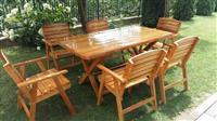 tavolina te drurit