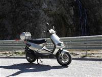 Motor / Skuter, Piaggio Skipper 125.