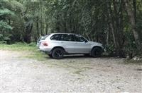 BMW X5 modifikant ( mundesi nderrimi )