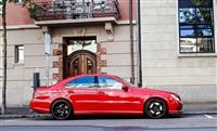 shes Mercedes Benz E55 AMG