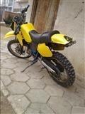 Moto kros SUZUKI TS 125CC