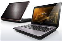 Lenovo Idepad Y470 8GB RAM, 120GB SSD, 500GB HDD