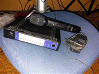 Mikrofon ajror system