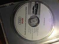 Audi navigation cd 2008