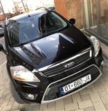 Shes ford 2.0tdci 4x4
