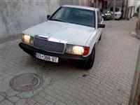 U Shit Mercedes 190 Dizell