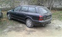 Shes Audi A4 me targa te  Gjermanis