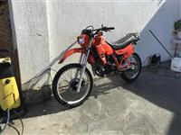 Honda MTX 125cc Turbo