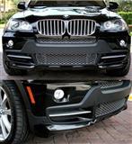 BMW x5 E70 SPOILER