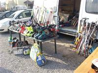 shes skija dhe kepuca per skija